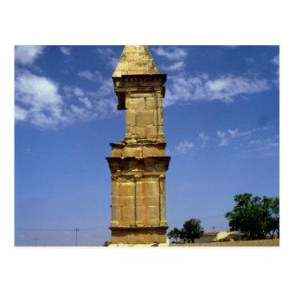 Punic War Monument, 3rd-2nd century BC Postcard