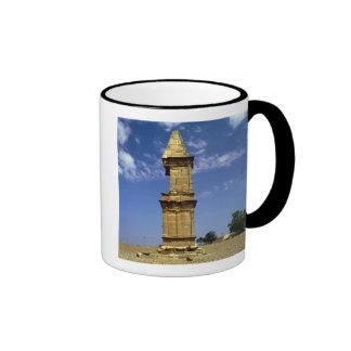 Punic War Monument, 3rd-2nd century BC Ringer Mug