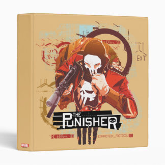 Punisher Extraction Protocol 3 Ring Binder