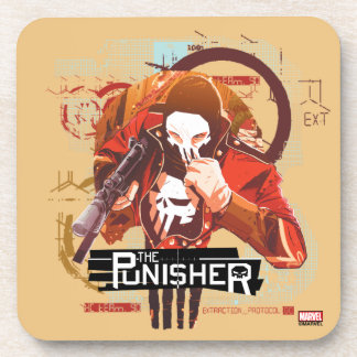 Punisher Extraction Protocol Coaster