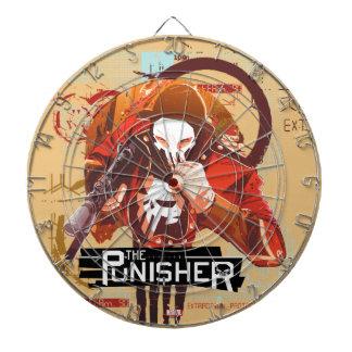 Punisher Extraction Protocol Dartboards