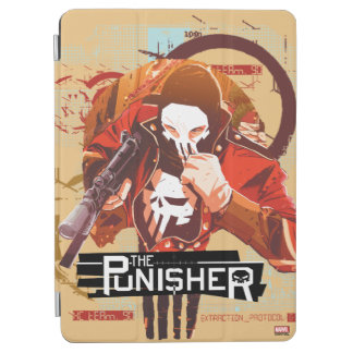Punisher Extraction Protocol iPad Air Cover