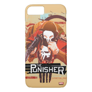 Punisher Extraction Protocol iPhone 8/7 Case