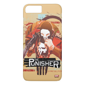 Punisher Extraction Protocol iPhone 8 Plus/7 Plus Case