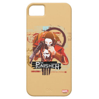 Punisher Extraction Protocol iPhone SE/5/5s Case