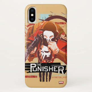Punisher Extraction Protocol iPhone X Case
