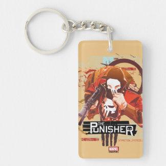 Punisher Extraction Protocol Keychain