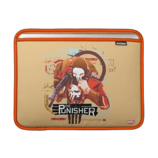 Punisher Extraction Protocol MacBook Air Sleeve