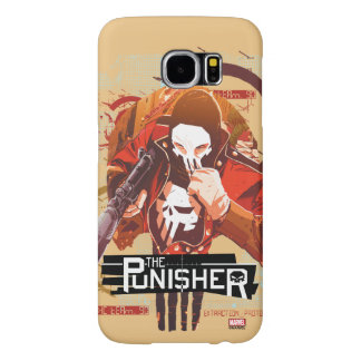 Punisher Extraction Protocol Samsung Galaxy S6 Case