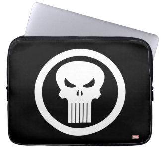 Punisher Logo Laptop Sleeve