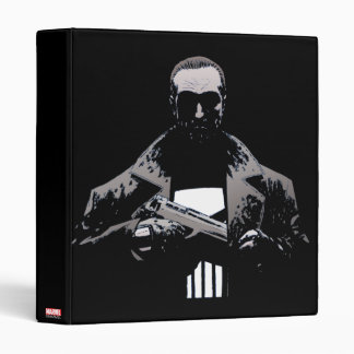 Punisher Out Of The Shadows Binder