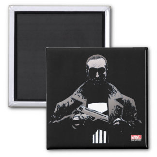 Punisher Out Of The Shadows Magnet