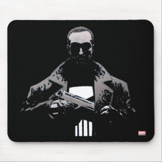 Punisher Out Of The Shadows Mouse Pad