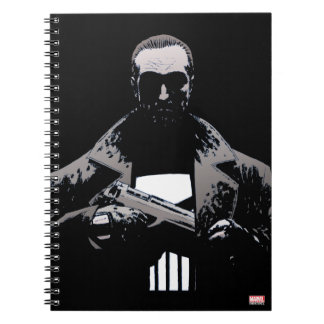 Punisher Out Of The Shadows Notebook