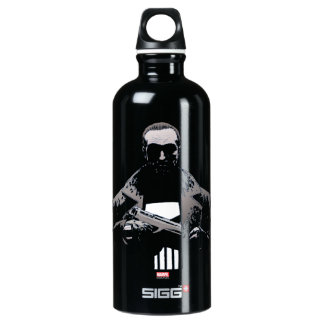 Punisher Out Of The Shadows Water Bottle