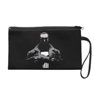 Punisher Out Of The Shadows Wristlet Purse
