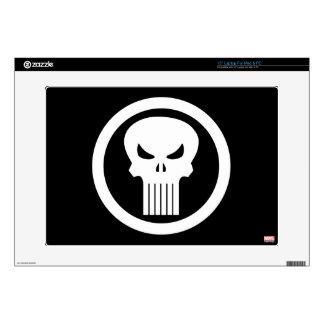 Punisher Skull Icon Laptop Skin
