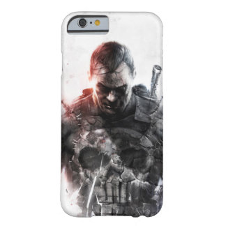 Punisher Stitched Graphic Barely There iPhone 6 Case