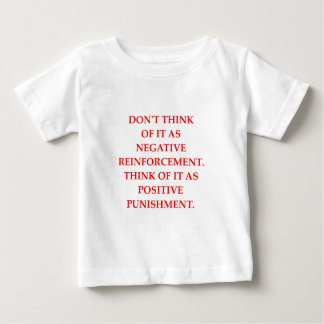 PUNISHMENT BABY T-Shirt