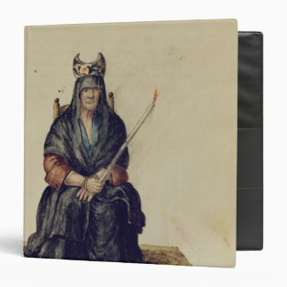Punishment of a sorceress 3 ring binder