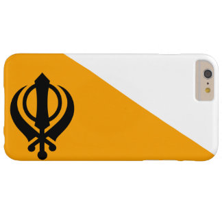 Punjab Sikh Holy Flag Sikhism Nishan Sahib Barely There iPhone 6 Plus Case
