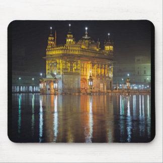 Punjabi Khanda Sikh Khalsa Design Merchandise Mouse Pad