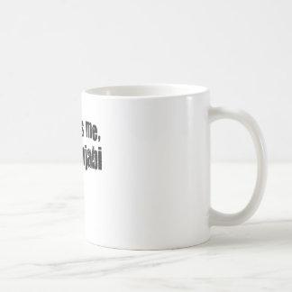 Punjabi Kiss Classic White Coffee Mug
