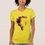 Punk 2 del Mohawk Camiseta