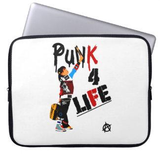 Punk 4 Life Computer Sleeve
