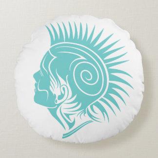 Punk Mohawk Pillows - Punk Mohawk Throw Pillows Zazzle