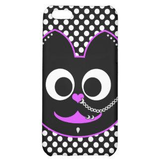 Punk Boy Kat Purple iPhone 5C Case