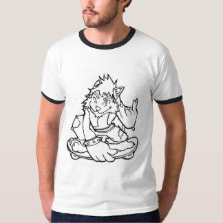 Punk Cat T-Shirt