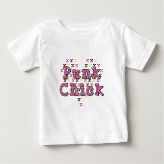 Punk Chick Baby T-Shirt