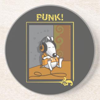Punk Coasters