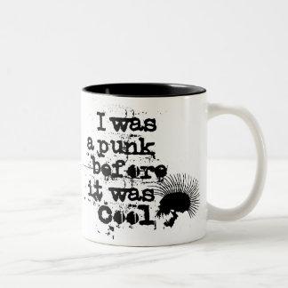 punk coffee mug