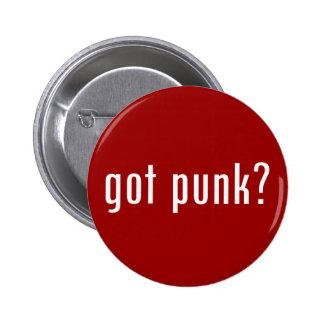 ¿punk conseguido? pin redondo 5 cm
