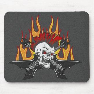 Punk Cr�ne - Mouse Pad