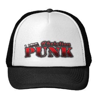 PUNK cristiano del CRISTIANO del punk rock de la m Gorros