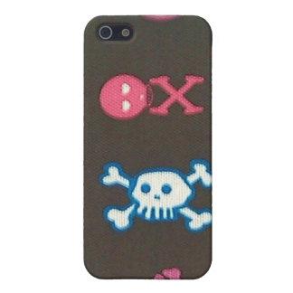 Punk de Girlie iPhone 5 Carcasas