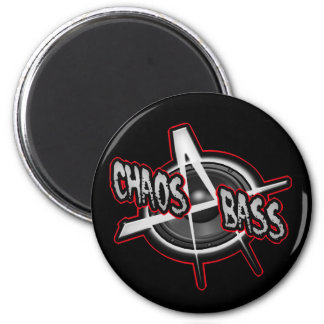 Punk Dub Electro Drum and Bass Hip-hop Dubstep Magnet