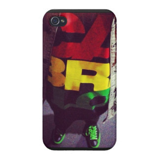 Punk Dude iPhone 4 Case