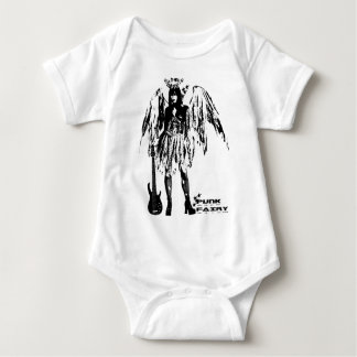 Punk Fairy clothes for adults and children Baby Bodysuit