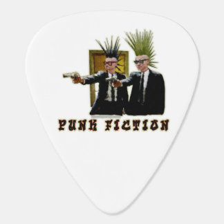Punk Fiction V3 - 022 Guitar Pick