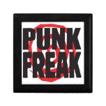 Punk Freak Trinket Box