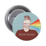 Punk Freud 2 Inch Round Button
