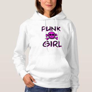Punk Girl Hoodie
