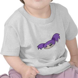 Punk Girl Purple T-shirt