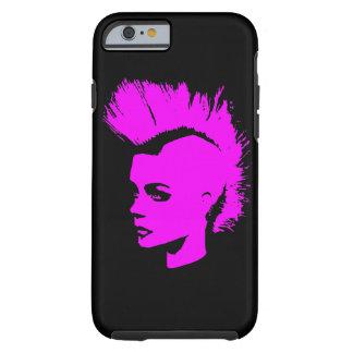 Punk Girl - university University of print - pink Tough iPhone 6 Case