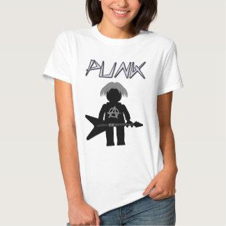 Punk Guitarist Minifig Shirt