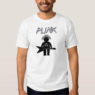 Punk Guitarist Minifig Tee Shirt